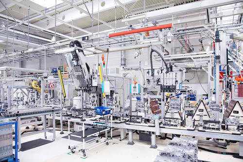 Automotive Manufacturing Plant